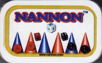 Board Game: Nannon