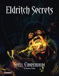 RPG Item: Eldritch Secrets, Volume 1