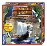 Board Game: Anno 1503: Aristokraten und Piraten