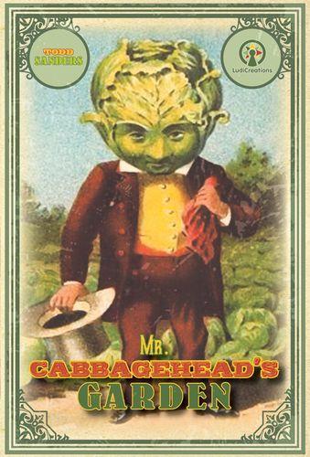 Board Game: Mr. Cabbagehead's Garden
