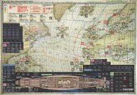 Board Game: The Hunters: German U-Boats at War, 1939-43