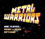Video Game: Metal Warriors