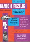 Board Game Publisher: Games and Puzzles (magazine)