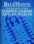 RPG Item: 0one's Blueprints: The Ruined Town, Temple, Farms and Dungeon