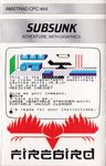 Video Game: Subsunk