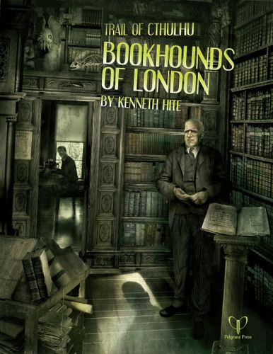 RPG Item: Bookhounds of London