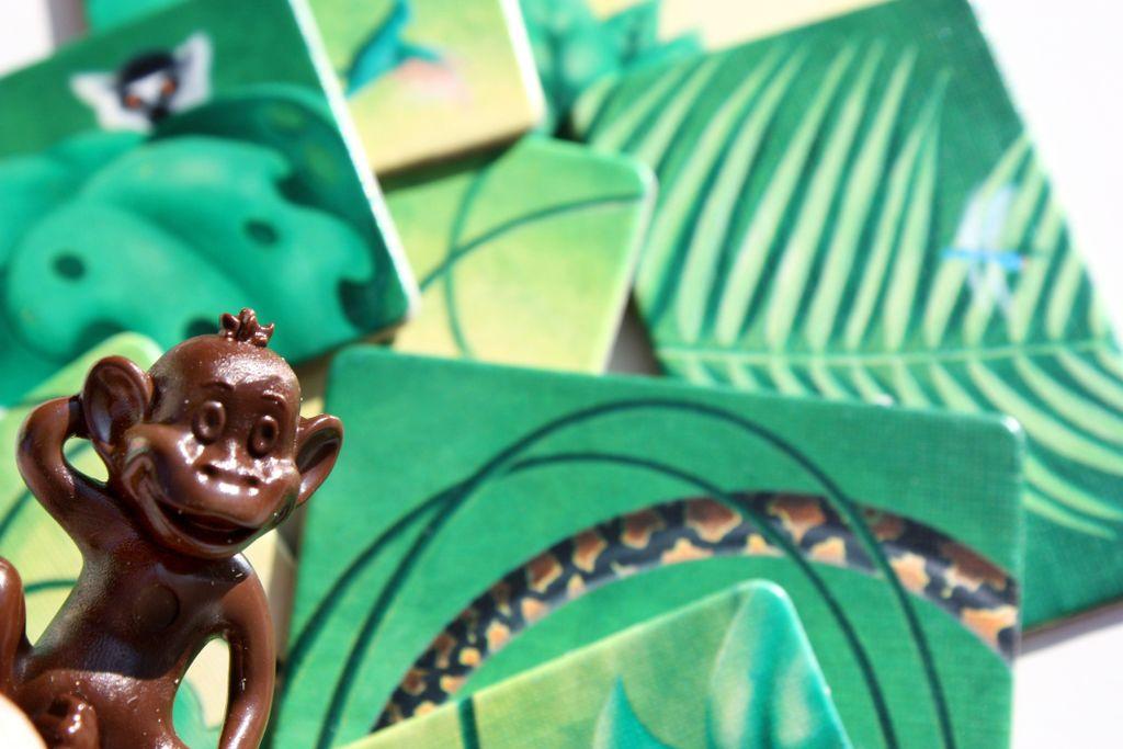 Board Game: Monkeyland