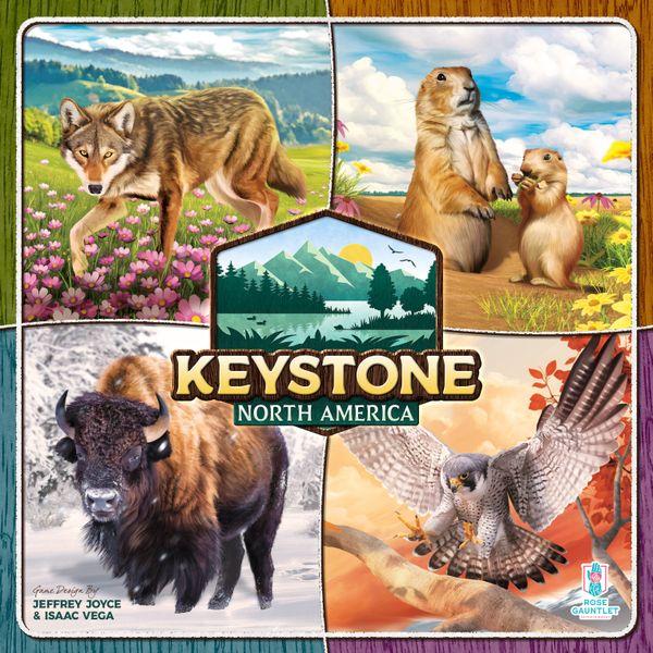 Keystone: North America