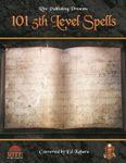 RPG Item: 101 5th Level Spells (5E)