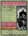 RPG Item: Classes of Kor'Onus: The Knight