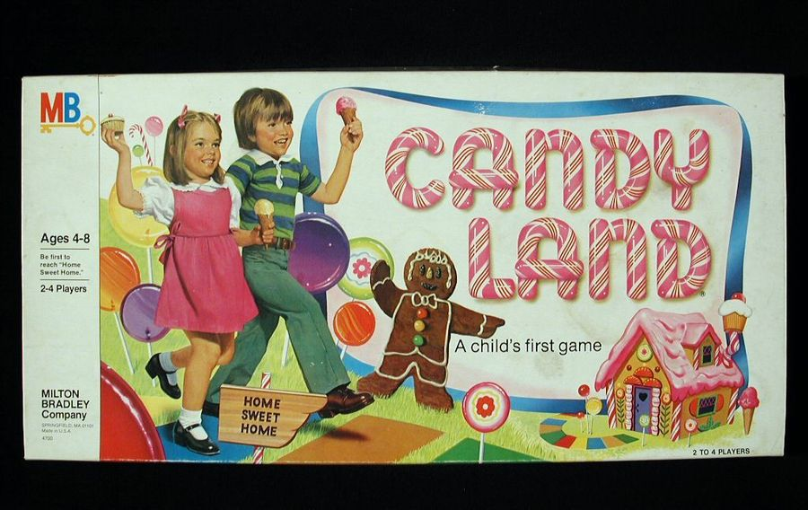 Candy Land from Milton Bradley