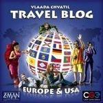 Board Game: Travel Blog