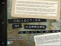 RPG Item: Collection of Horrors 05: The Man with the Gray Beard