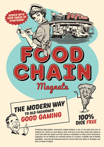 SPLOTTER GAMES FOOD CHAIN MAGNATE