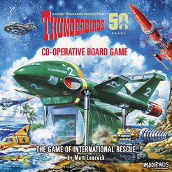 Thunderbirds Cover Artwork