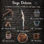 RPG Item: Siege Defense Pack