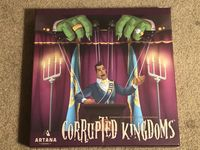 Board Game: Corrupted Kingdoms