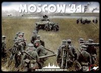 Board Game: Moscow '41