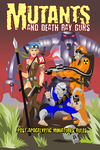 Board Game: Mutants and Death Ray Guns