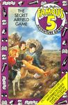 RPG Item: Famous 5 Adventure Game Book 6: The Secret Airfield Game
