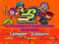 Video Game: Rocket Power: Extreme Arcade Games