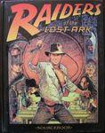 RPG Item: Raiders of the Lost Ark Sourcebook