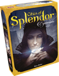 Board Game: Splendor: Cities of Splendor