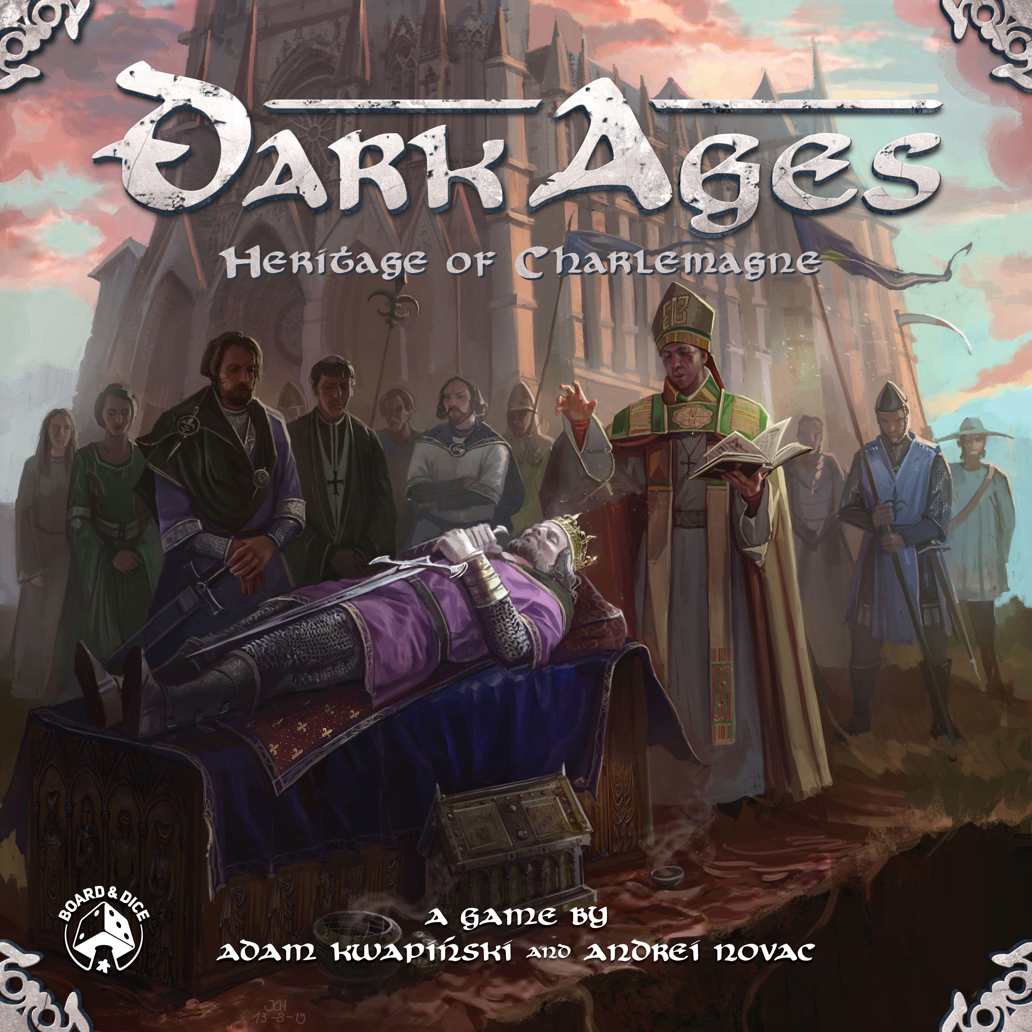 Dark Ages: Heritage of Charlemagne
