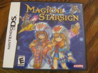 Video Game: Magical Starsign