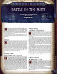 RPG Item: Battle in the Mists