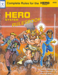 RPG Item: HERO System Rulesbook Fourth Edition