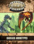 RPG Item: Daikaiju Archetypes