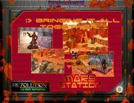 RPG Item: Mars Station