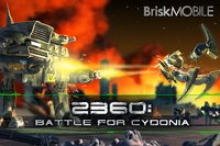 Video Game: 2360: Battle for Cydonia