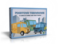 Board Game: Foodtown Throwdown