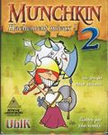 Board Game: Munchkin 2: Unnatural Axe