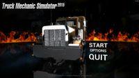 Video Game: Truck Mechanic Simulator 2015