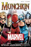 Board Game: Munchkin Marvel