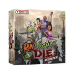 Board Game: Run Fight or Die: Reloaded