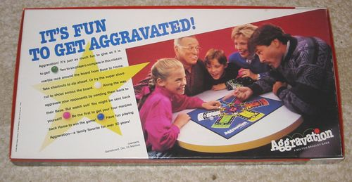 Board Game: Aggravation
