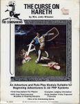 RPG Item: The Curse on Hareth