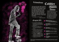 RPG Item: Calamitous Cobbler