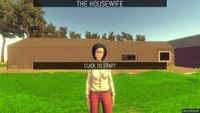 Video Game: The Housewife