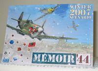 Board Game: Memoir '44: Winter 2007 Scenario