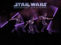 Video Game: Star Wars: Jedi Knight: Jedi Academy