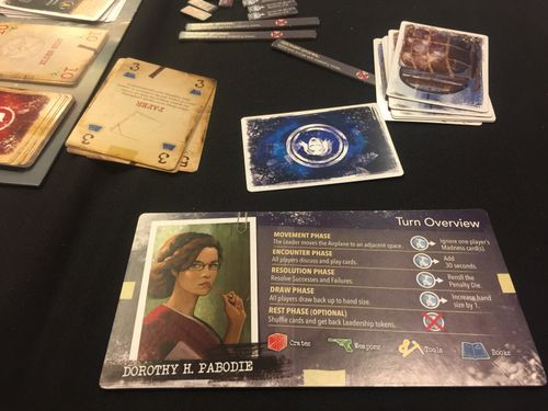 Board Game: Mountains of Madness