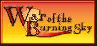 Series: War of the Burning Sky