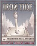 Board Game: Iron Tide: Panzers in the Ardennes