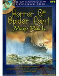 RPG Item: DF06: Horror of Spider Point Map Pack