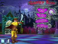 Video Game: Vampire Rush: The Adventures of Captain Greg